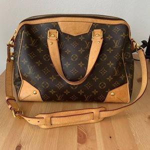 Louis Vuitton Retiro Handbag